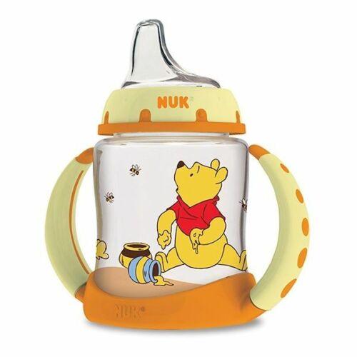 NUK Disney Baby Winnie The Pooh Learner Cup 6+ Months 5 oz