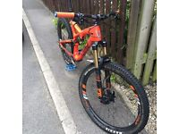 Whyte T-130 carbon works