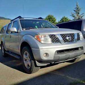 2006 Nissan Frontier LE 4x4 Pickup Truck