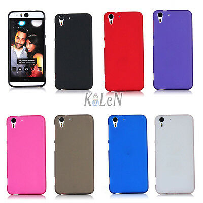 Soft Silicone Case Rubber Gel Matte Surface Tpu Cover Skin For Htc Mobile Phones