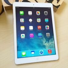 Pre owned iPad Air white 16G wifi AU MODEL with case Calamvale Brisbane South West Preview