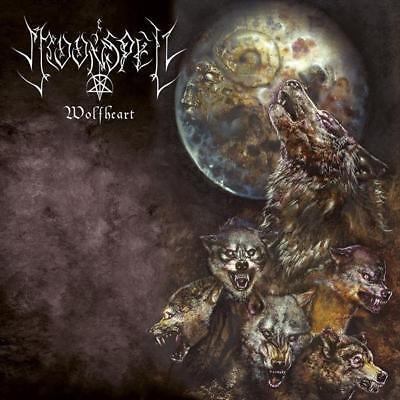 MOONSPELL Wolfheart WHITE LP + CD + POSTER LIMITED EDITION OF 100 VINYL Wacken