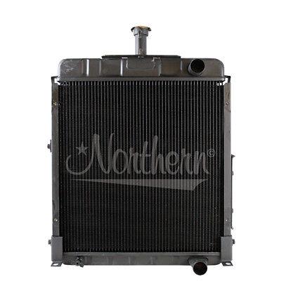 Northern 219901 Ih International 574 674 2500a Radiator 66496c2 539567r2