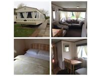 Private caravan rental Haven thorpe park Cleethorpes