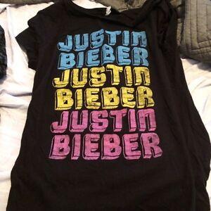Justin bieber shirts London Ontario image 2