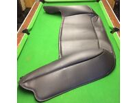 VW golf cabriolet hood cover tonneau in black mk4 IV 2000 MINT condition