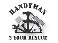 No job is to small handyman service