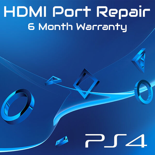 Sony Playstation 4 Ps4 Pro Hdmi Port Replacement Repair Service (whole Unit)