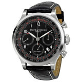 Baume and Mercier Capeland Alligator Leather Mens Watch