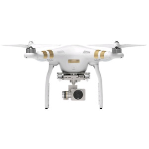DJI PHANTOM 3 PROFESSIONAL WITH 4K CAMERA AND BATTERY BUNDLE WIT
