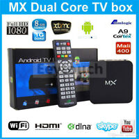 TV Box MX2 Android 4.2 Google Dual Core HDMI Smart 2GB Ram