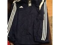 Adidas tracksuit and adidas jacket and bottoms and t shirt all brand new