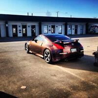 350z Nismo Package