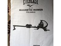Everest 350 foldable rowing machine