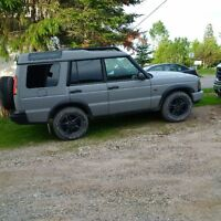 2004 Land Rover Discovery SUV, Crossover