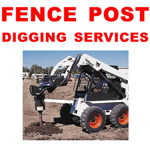 BOBCAT FOR HIRE (SkidSteer) LANDSCAPING SERVICES Peterborough Peterborough Area image 2