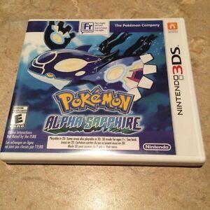 Jeux pour DS et 3Ds ( pokemon & zelda)