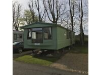 Atlas Ruby Super 32x12 2 bedroom Static Caravan on Stunning site at Hexham
