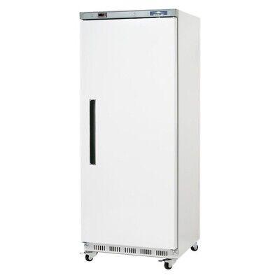 Arctic Air Awr25 White Single Door Reach In Refrigerator - 25 Cu. Ft. Nsf