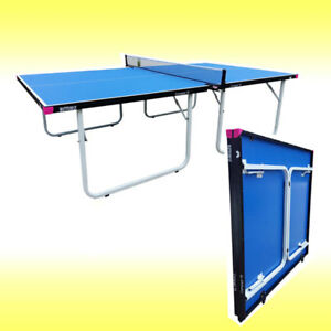 Butterfly Compact 19 Table Tennis Table Pick Up and Save