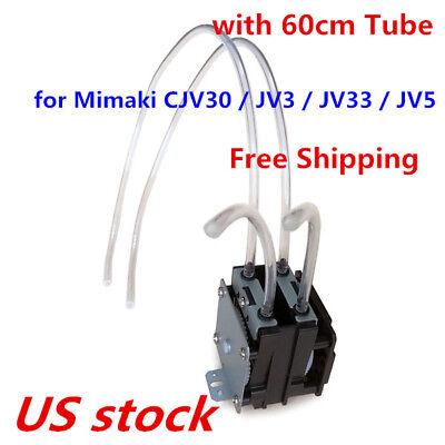 Us H-e Parts Improved Mimaki Cjv30 Jv3 Jv33 Jv5 Solvent Resistant Ink Pump