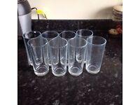 8 basic glasses