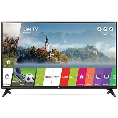 Lg 43Lj5500   43  Class Full Hd 1080P Smart Led Tv  2017 Model