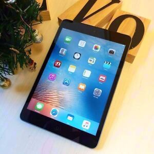 As new iPad mini 1st gen space grey 16G wifi with charger Calamvale Brisbane South West Preview