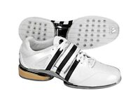 Adidas Adistar 2008 Weightlifting shoes size 8