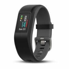 Garmin Vivosport Slate Gray Large Fitness Tracker with GPS and Built-In HRM