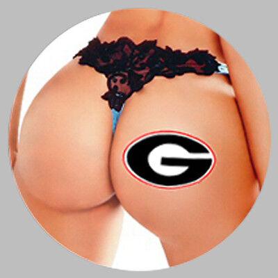 GOLF / University of Georgia Hottie Golf Ball Marker New!! - Georgia Golf Ball