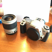Canon Rebel 2000 with 18-55mm lens