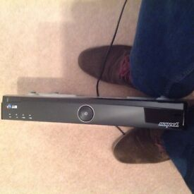 BT You view box with remote control