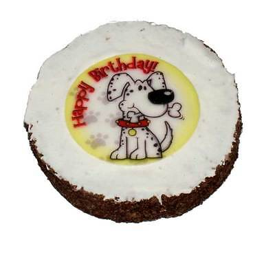 Hatchwells Dog Birthday Cake 120g
