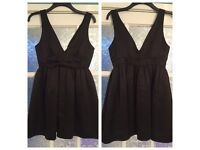 Black Dress from Warehouse - Size 12