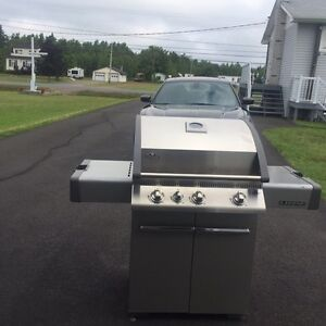 Napoleon legend natural gas bbq