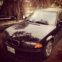 $1200 O.B.O. 1999 BMW 323i 5-speed manual