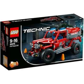 Lego technic first responder 42075 brand new
