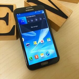 Pre owned Samsung Galaxy Note 2 black 16G AU model UNLOCK in box Calamvale Brisbane South West Preview