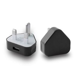 Usb Mains Charger Plug Adapter For Amazon Kindle Fire