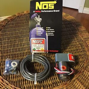 Nitrous Oxide Remote Bottle Valve/Safety shutoff  #16058 NOS