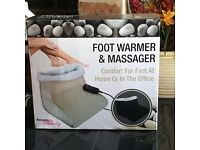 Serenity Beauty foot warmer and massager