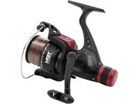 CKR50 Coarse Fishing Reel with 8lb Line