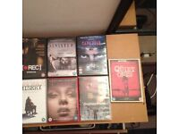 DVDs - Horror and Thrillers