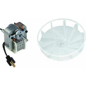 Broan Bath Exhaust Fan Blower Replacement Motor Wheel Kit 70cfm Bp28