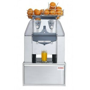 Zummo Z06 Automatic Citrus Juicer With Peel Drawer Ebay