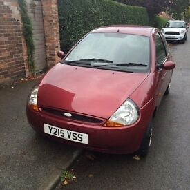 Ford KA for Spares or Parts