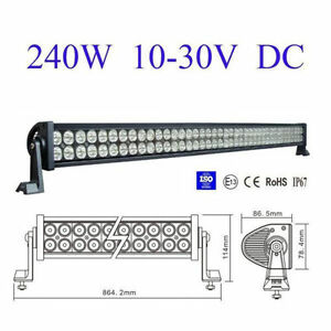 """Price Reduced LED Light Bar 41"""" Combo Off Road Lamp On Sale"""