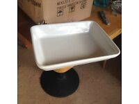 Roasting dishes new , boxed