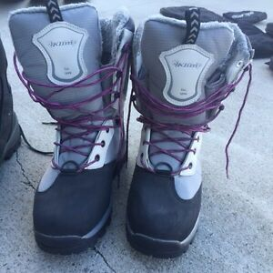 Klim ladies sled boots